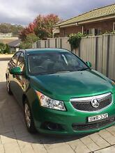 2011 Holden Cruze Sedan Goulburn 2580 Goulburn City Preview