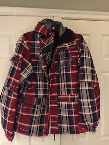 Men's board jacket