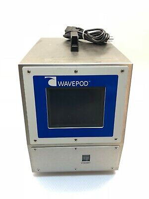 Ge Wave Biotech Wavepod Bioreactor Control Module Wavepod-r0113 With Warranty