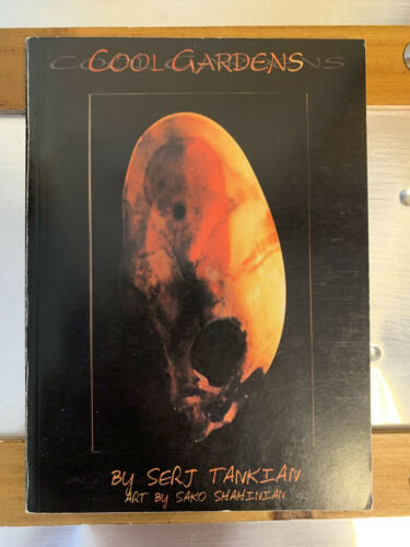 Serj Tankian (System of a Down/Toxicity/Elect) - Cool Gardens Rare Poetry Book