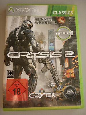 CRYSIS 2 - XBOX 360 Spiel