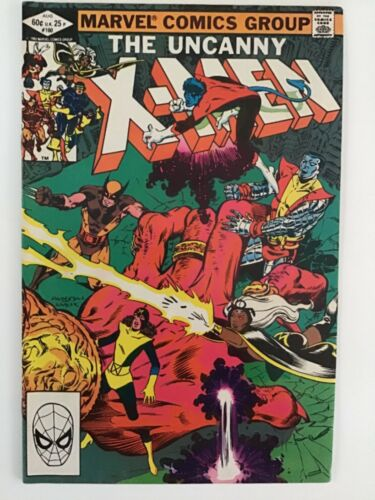 Uncanny X-Men # 160 VF+ 1st Appearance Illyana Rasputin   -Will Combine Shipping