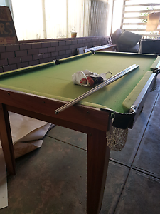 Pool table Valley View Salisbury Area Preview