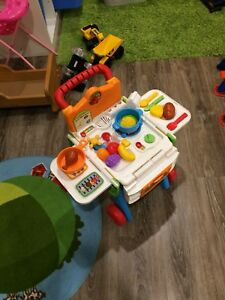 Vtech 2-in-1 Shop and Cook $25