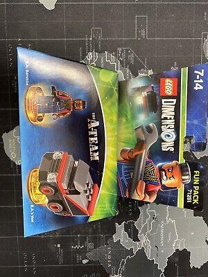 A-Team Lego Dimensions Fun Pack Ba Baracus - 71251