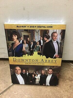 Downton Abbey (Blu-ray+DVD+Digital) with Slipcover