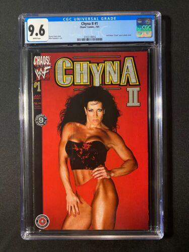 Chyna II #1 CGC 9.6 (2001) - Joan Marie