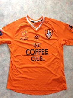 Brisbane Roar official jersey