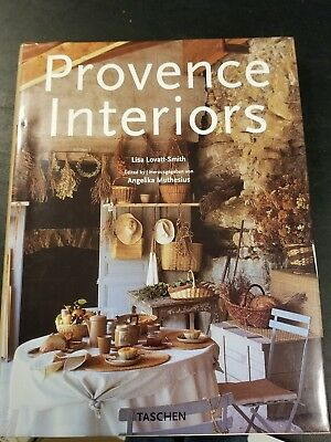 Provence Interiors by Lisa Lovatt-Smith 1996 Hardcover