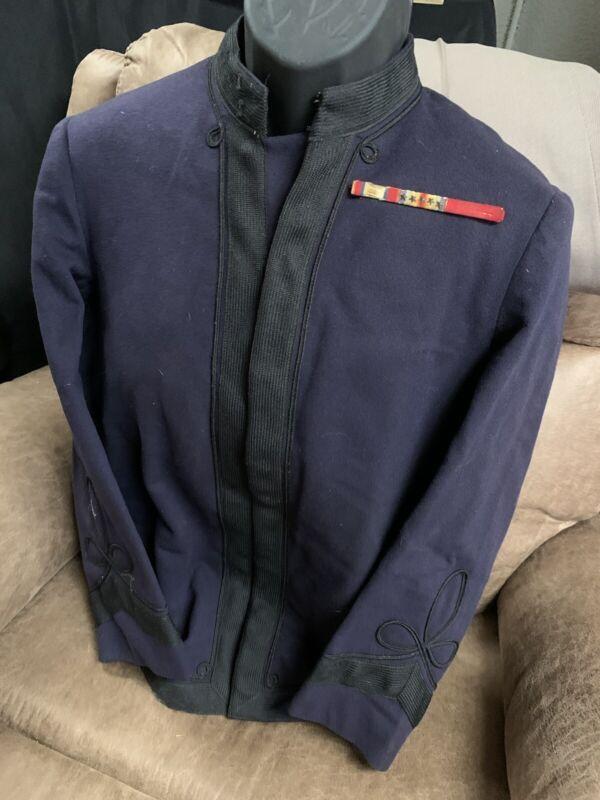 WW1 Era Militia National Guard Uniform, General Unform w/ ribbon bar , Named?