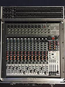 P.A Mixing Desk BEHRINGER XENYX 2442 USB 16 Channel Kirrawee Sutherland Area Preview