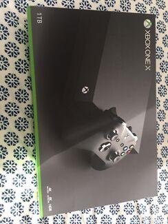 Xbox One X Brand New $600