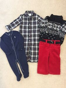 Ralph Lauren lot of size 9 month clothes