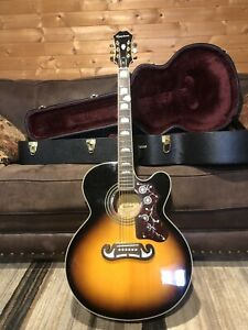 Epiphone EJ 200 SCE For Sale or Trade for a GS Mini