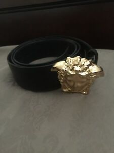 selling two authentic belts.