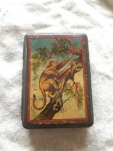 Monkey cigarette case