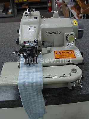 consew blind stitch machine