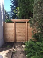 DONE RIGHT FENCING BOOKING NOW !