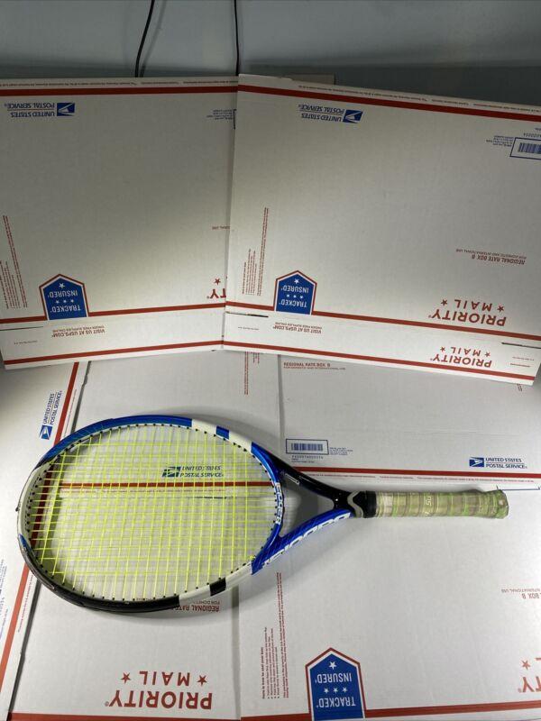 "Babolat Pure Drive Max 110 4 1/4"" Handle 9.2oz Tennis Racquet"