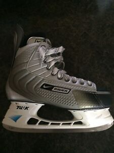 Nike Bauer Skates 10D - Rare and Brand New