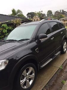Holden Captiva 2008  turbo diesel 60th anniversary edition Condell Park Bankstown Area Preview