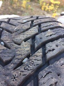 Winter tires  215 55 R18