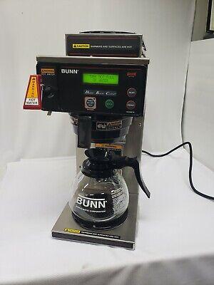 Bunn Axiom Series Automatic Coffee Brewer 3 Warmers 1l2u Pf 38700.0000 Digital