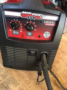 Lincoln 180 Mig Welder | Kijiji - Buy, Sell & Save with