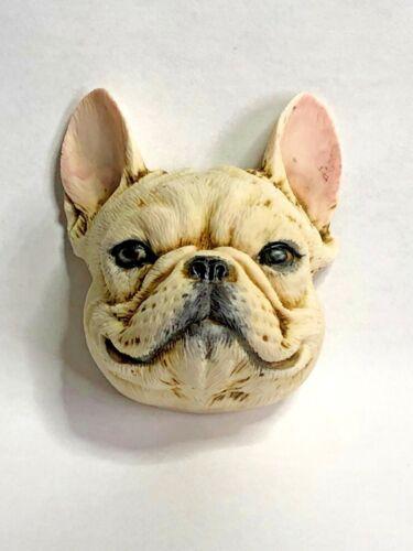 Harmony Kingdom Artist Neil Eyre Eyredesigns French Bulldog Magnet USA made