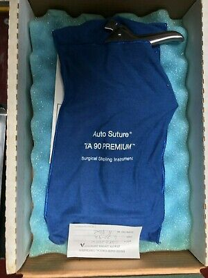Never Used Ta90 Auto Suture Reusable Surgical Stapler