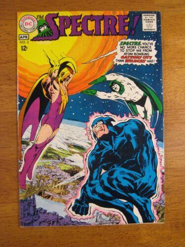 SPECTRE #3 Adams! (VF+) or (VF+/NM-) Gem! Super Bright, Colorful & Glossy!