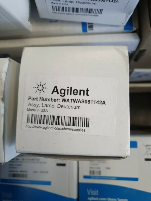 Agilent Deuterium Lamp WAS081142A. Free Fedex Shipping.