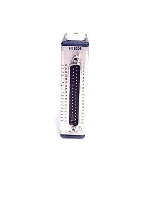 Usa Seller National Instruments Ni 9205 Analog Input Module 16-bit 32-channel