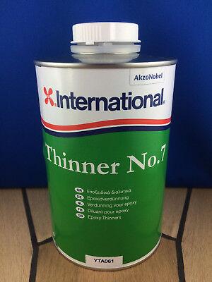 International Verdünner Nr.7 Thinner No.7 Epoxidverdünnung f. Inter Epoxy 1Liter