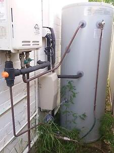 Apricus Solar/Gas Hot Water System St Peters Marrickville Area Preview