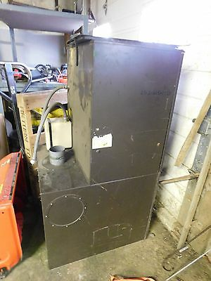 Simco Neutro-vac Dc-550 1 Hp 3 Ph 460 V Web Cleaning Dust Collector