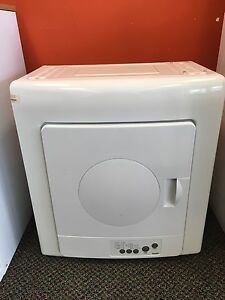 Apartment size dryer