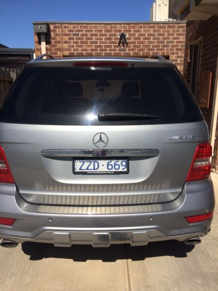 Mercedes Benz Ml 350 Amg 2009 Cars Vans Utes Gumtree