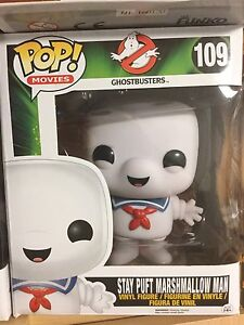 """6"""" Funko Pop Ghostbusters Stay Puft, Alien Queen and more!  Cambridge Kitchener Area image 3"""
