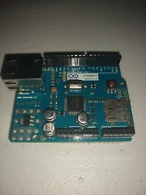 Arduino W5100 Genuine Original Pwm-spi Ethernet Network Shield Uno