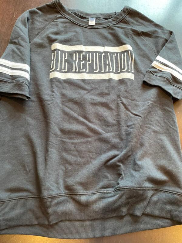 Taylor Swift Reputation Tour Sweatshirt Size Large Brand New