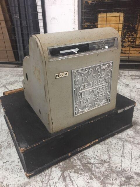 Vintage retro cash register | Collectables | Gumtree Australia Yarra