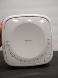 Memorex Cd Player Clock Radio With Dual Alarm (2007) Model MC2864 used