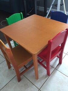 KidKraft kids' table