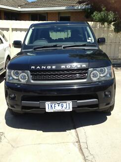 2010 RANGE ROVER  SPORTS Werribee Wyndham Area Preview