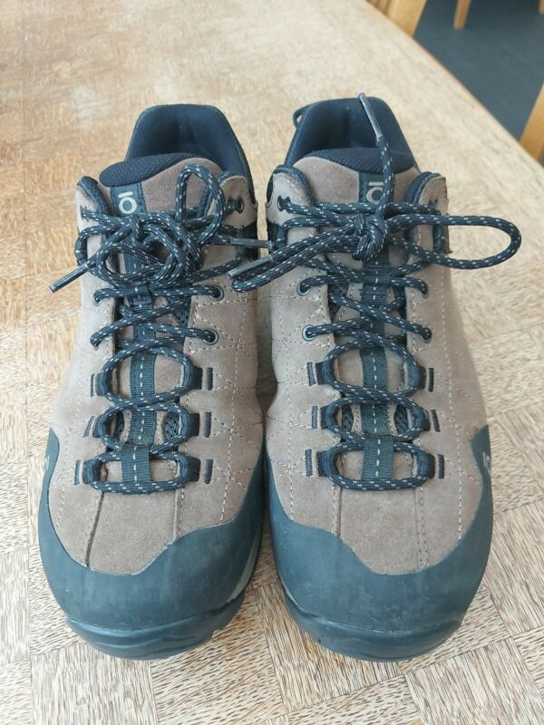 OBOZ Hyalite low Trainer UK 11 Worn Twice Unwanted Present Excellent Condition