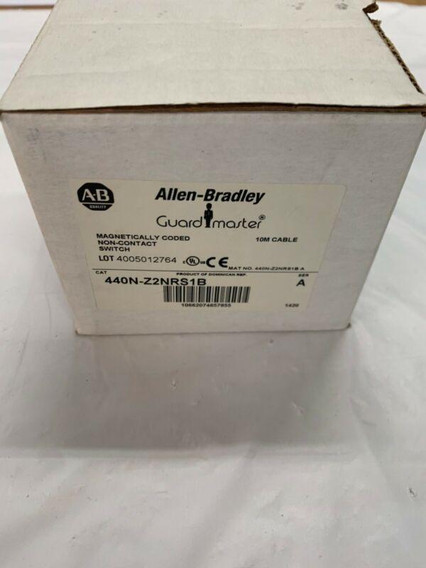 Allen-Bradley 440N-Z2NRS1B Magnetically Coded MC1