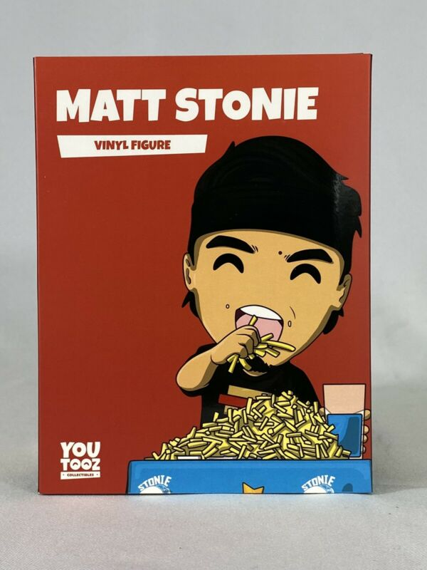 Matt Stonie Youtooz #180 IN HAND READY TO SHIP! WITH CODE!