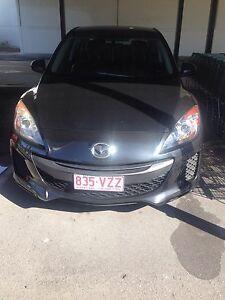 Mazda3 East Brisbane Brisbane South East Preview