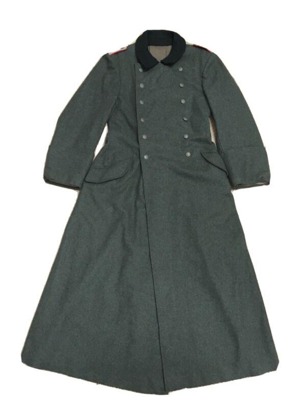 Original Ww2 German Artillery Officer Greatcoat